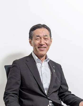 理事長 阿南 寿和(別府市副市長)